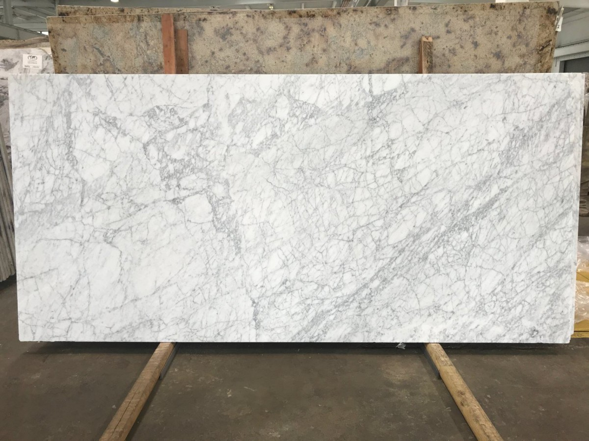 marble-white-carrara-honed-01-inpires-granite-myrtle-beach-sc